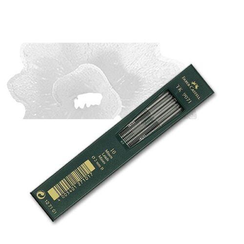 10er Pack 2B TK 9071 0,43€//Mine TK-Minen Faber-Castell Durchmesser 2,0 mm