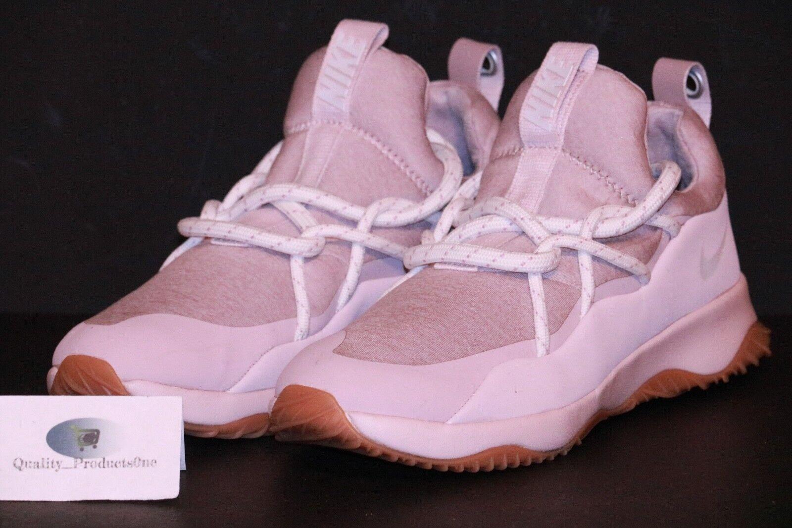 Nike City Loop Particle Rose Pink Gum Women Casual Shoes Sneaker AA1097 601 Sz 9
