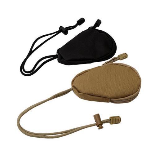 Stylish Travel Wallet Small Handbag Portable Outdoor Hiking Thicken Key Pouch KS