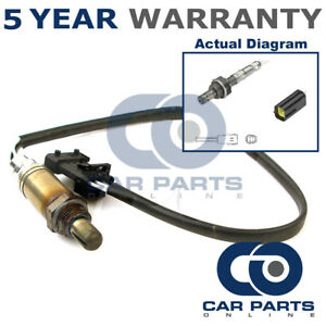 Front-Left-4-Wire-Oxygen-O2-Lambda-Sensor-Direct-Fit-For-Nissan-350Z-3-5