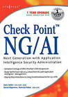 Check Point Next Generation with Application Intelligence Security Administration by Cherie Amon (Paperback, 2004)