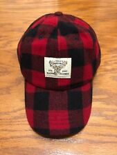 4663326cba3 item 1 POLO RALPH LAUREN RED BLACK BUFFALO 6 PANEL PLAID DEER HUNTING PATCH WOOL  HAT -POLO RALPH LAUREN RED BLACK BUFFALO 6 PANEL PLAID DEER HUNTING PATCH  ...