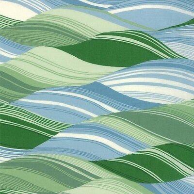 Moda Fabric ~  Chirp Chirp  ~ 1/2 yard ~  MoMo ~ Fields-Sky Leif  #16082 19