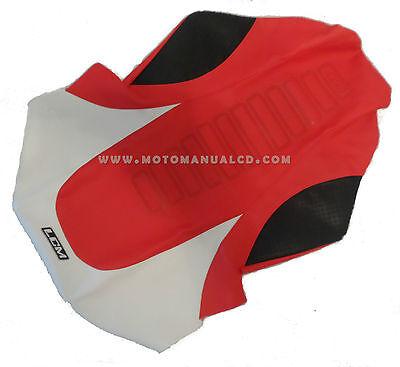 RED /& Black,GRIPPER EXCELLENT QUALITY! SEAT COVER ULTRAGRIP SUZUKI LTR 450