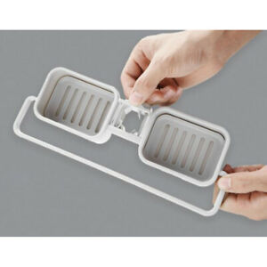 Kitchen-Bathroom-Sponge-Sink-Tidy-Holder-Tap-Storage-Rack-Strainer-Organizer-IA8