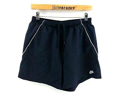 Attento Nike Swim Pantaloncini Da Uomo 34/36 L Large W30 L5 Blu Poliestere-mostra Il Titolo Originale