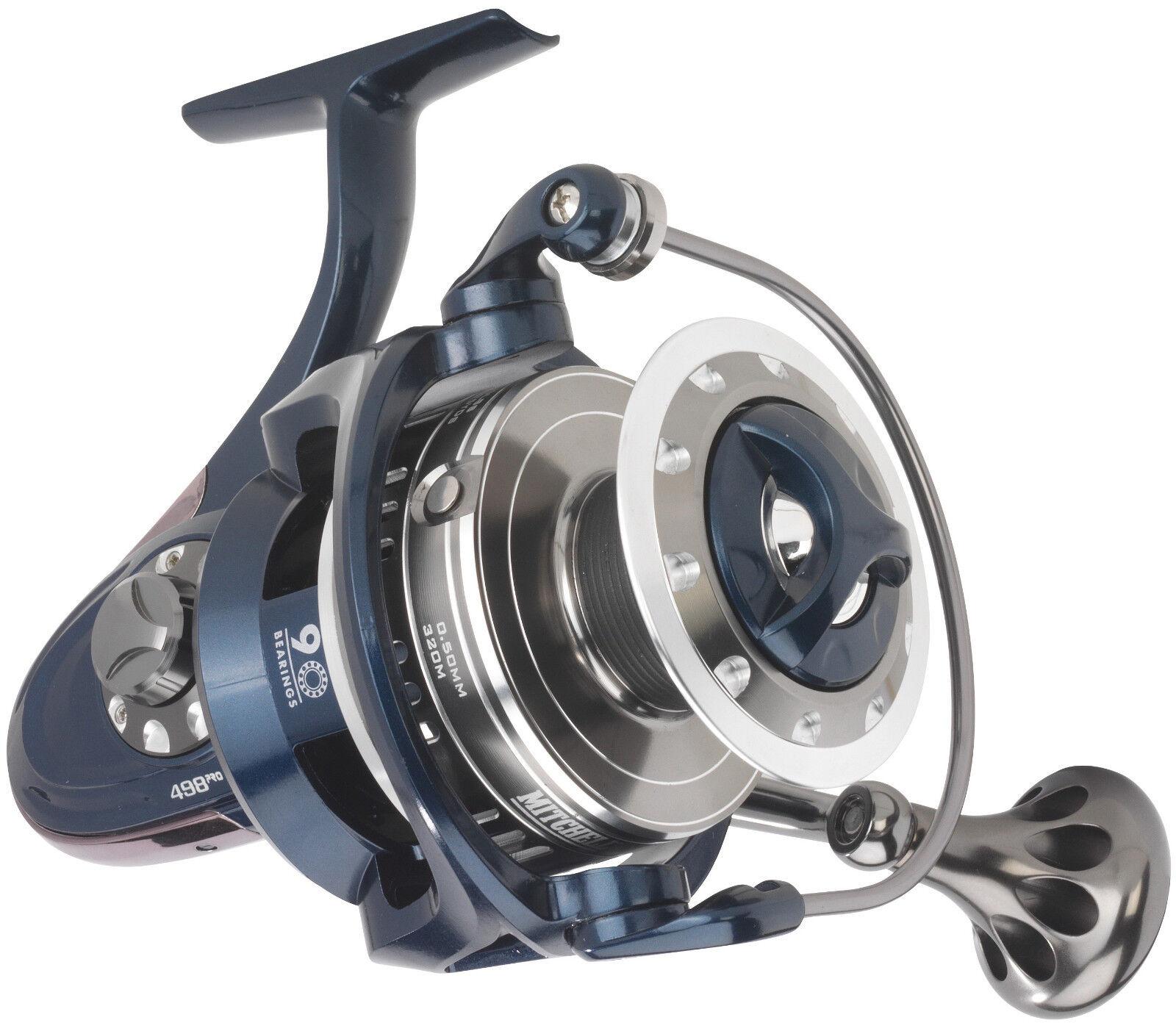 MITCHELL 398 PRO & 498 PRO - Sea   Big Game   Catfish