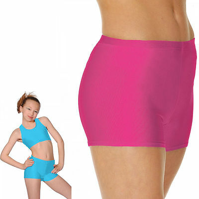 Nylon//Lycra Micro Shorts