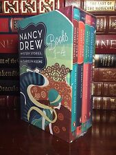 The Nancy Drew Mystery Stories Deluxe Box Set Sealed Hardcover by Carolyn Keene