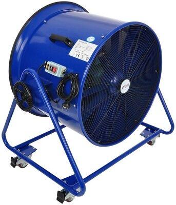 100% QualitäT Aktobis Windmaschine Axialgebläse Turboventilator Wdh-wm120 Mit 9.600 M3/h Durch Wissenschaftlichen Prozess Bautrockner