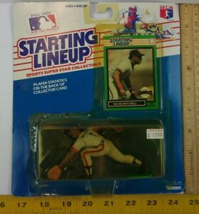 Kevin Mitchell 1989 San Francisco Giants SLU Starting Line Up action figure
