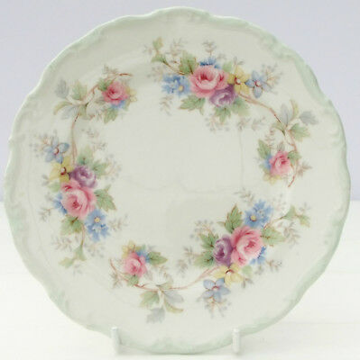 Vintage Royal Albert Colleen Bone China Floral Tea Plate