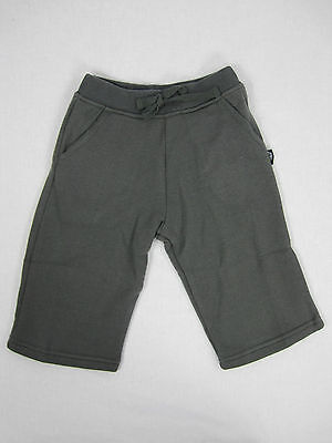 BONDS Baby Boys or Girls Fleece Trackie Pants sizes 00 0 Colour Charcoal