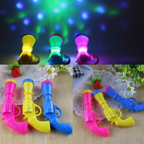 Kids Baby Children-LED Flashing Projector Gun Emitting Gun Toys Gifts Hot cby