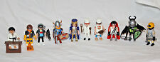 PLAYMOBIL MYSTERY FIGURE GIRL & BOY SERIES KING KNIGHT CHEF BOXER VIKING MINER