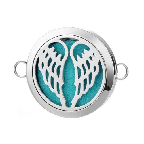 Lava Stone élastique de perles Bracelet aromathérapie pour Parfum Diffuseur médaillon fans