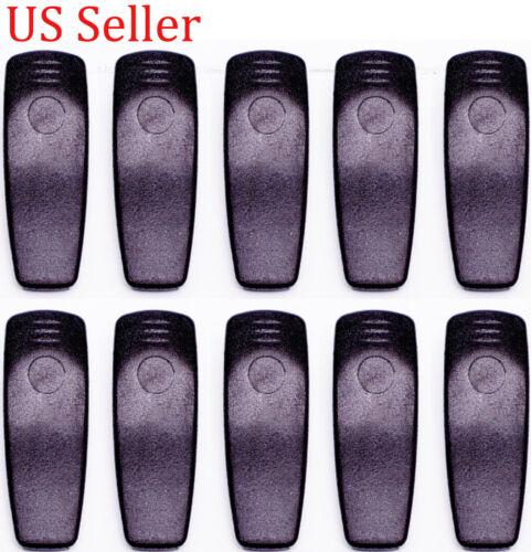 10x OEM Belt Clip for Motorola GP3688 GP3188 EP450 CP200 CP040 PR400 # RLN5644A