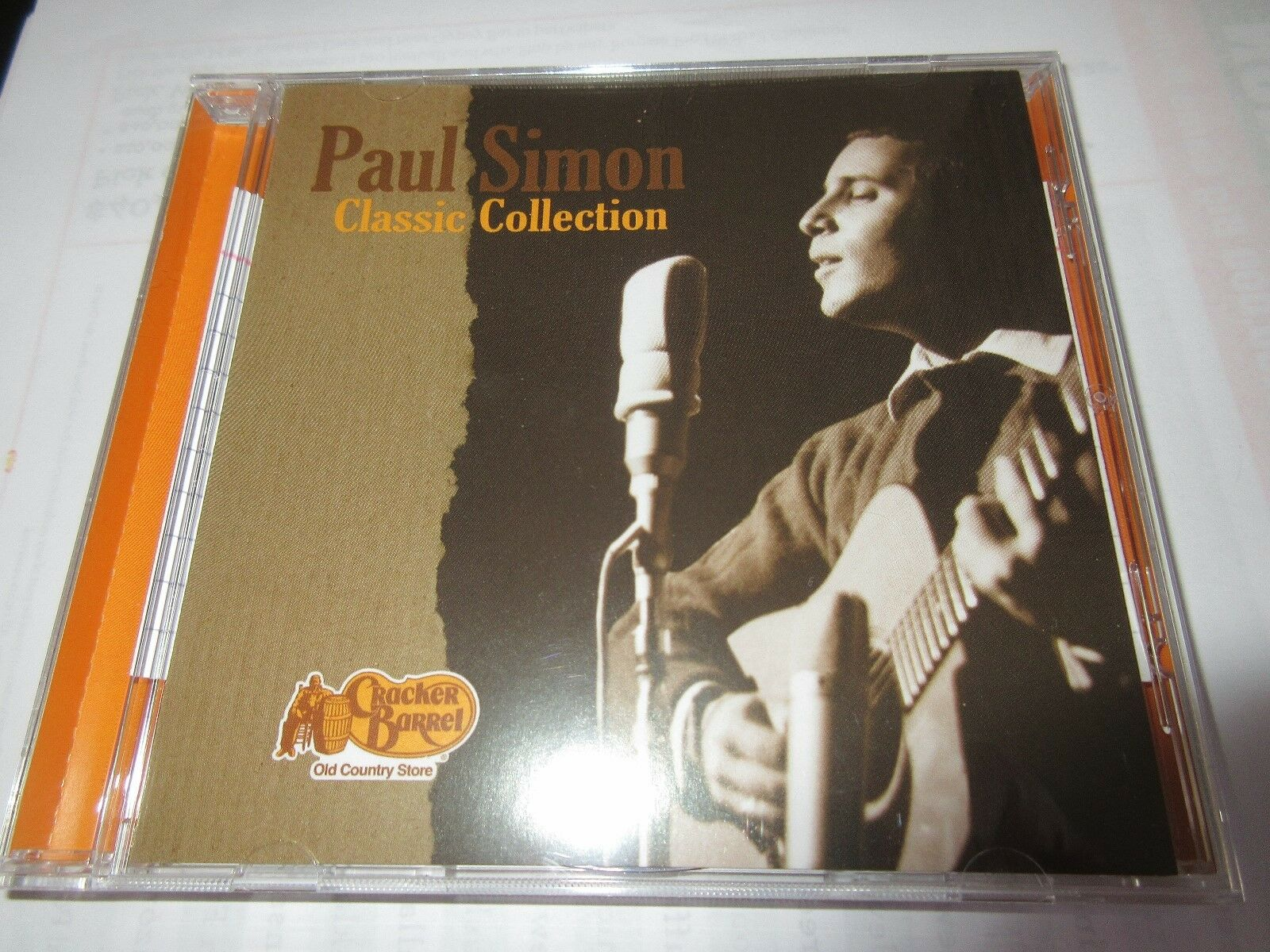 Paul Simon , CD , Classic Collection
