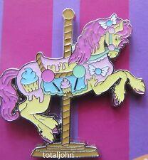 Disney Carousel Kingdom Carousel Horse KIng Candy Pin Wreck it Ralph