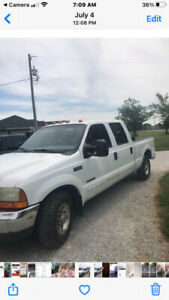 2001 Ford F 250