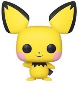 Pokemon - Pichu - Funko Pop! Games: (2020, Toy NUEVO)