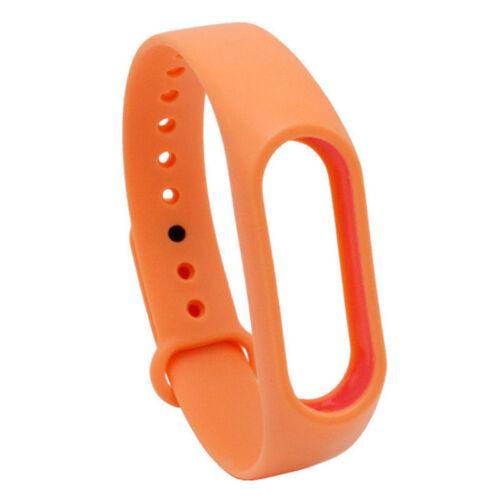 Silikon Gürtel Mi Band Armband Armband Ersatz Strap für Xiaomi Mi Band 2 MiBand2