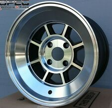 Rota Shakotan 15X9 -15 4X114.3 Machine Wheels Fit Accord Ae86 Jdm 4X4.5 Deep Lip
