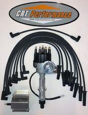 Pontiac 301 326 350 389 400 421 428 455 Small Hei Distributor 60k Coil Wires