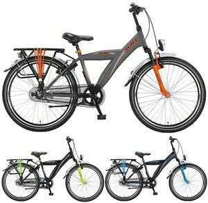 24 zoll jungen city fahrrad hoopfietsen altec hero. Black Bedroom Furniture Sets. Home Design Ideas
