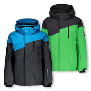 Détails sur CMP Garçons Veste Ski Veste D'hiver Neige Veste Boy Jacket SNAPSHOTS Hood Choix De Couleur afficher le titre d'origine