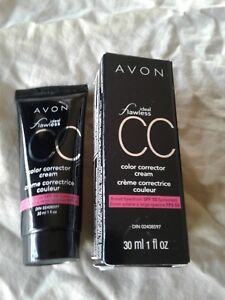Avon Ideal Flawless CC Colour Corrector Cream (3) | The