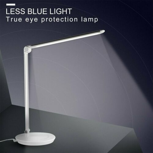 Multifuction Folding Design 7 Level Brightness Dimmable LED Desk Table Lamp FS