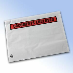 100-A5-C5-Printed-Document-Enclosed-Envelope-Wallets-235x175mm-9x7-034