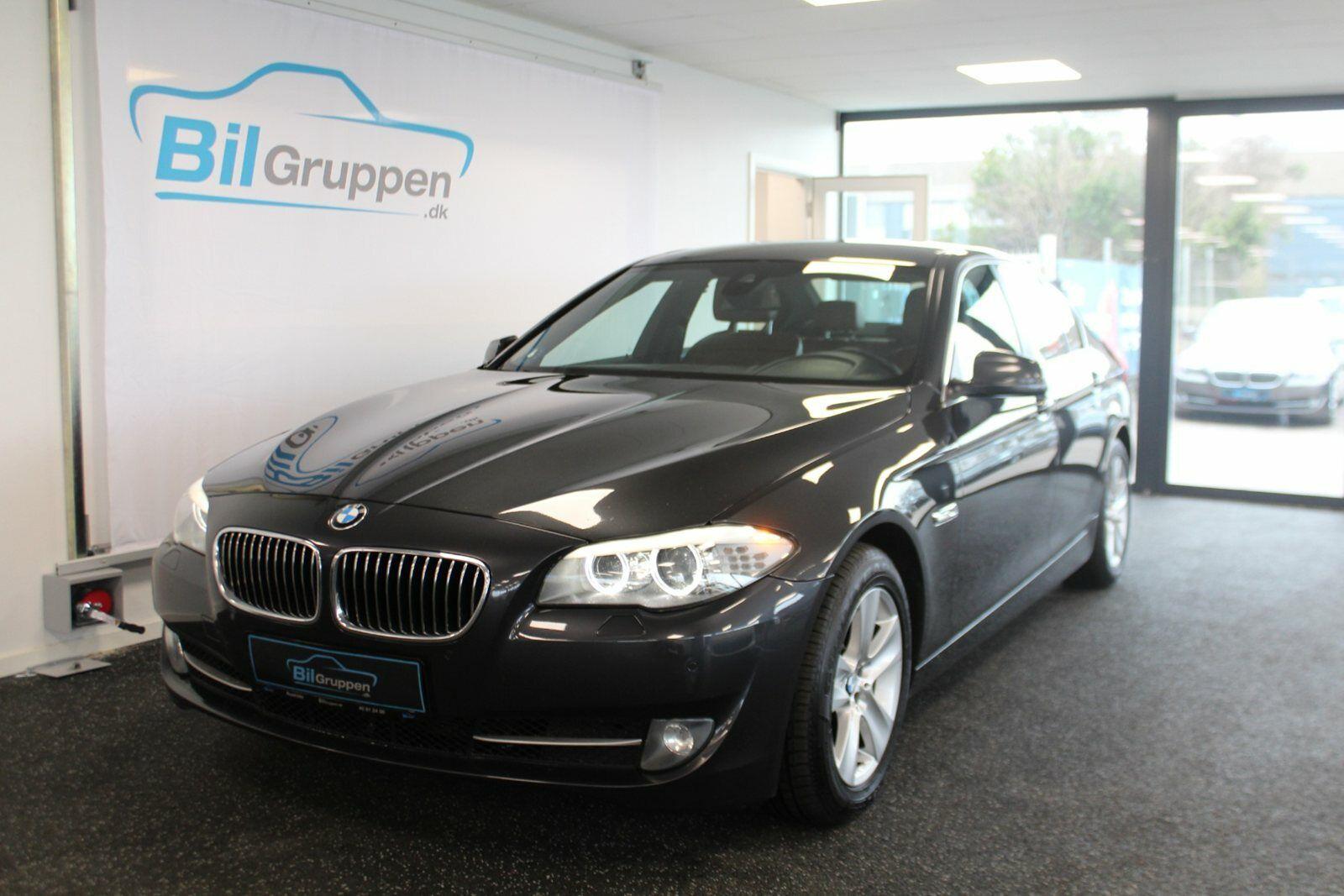 BMW 525d 2,0 aut. 4d - 279.000 kr.