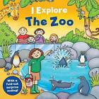 The Zoo by Emma Dods (Board book)
