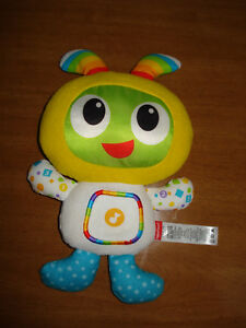 Fisher-Price-Groove-amp-Glow-Beatbox-Beatbo-Cuddly-Plush-Talking-Singing-Baby-Toy