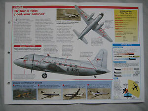 Aircraft of the World Card 70  Group 2  Vickers Viking - <span itemprop=availableAtOrFrom>Blackburn, Lancashire, United Kingdom</span> - If you are unhappy with your purchase I can offer a refund less the postage costs providing the item is returned in the condition it was despatched and in secure packaging.  - Blackburn, Lancashire, United Kingdom