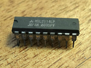 M5L2114LP-IC-DIP18-NEW-OLD-STOCK-AVAILABLE-FOR-FAST-DISPATCH