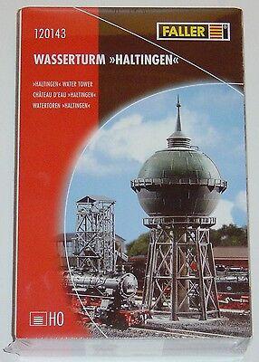Faller HO 120143 acqua Haltingen Torre NUOVO