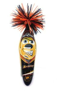 NHL Anaheim Ducks Mighty Kooky Klicker Kollection 1 Pen Clip Key Chain Hockey go