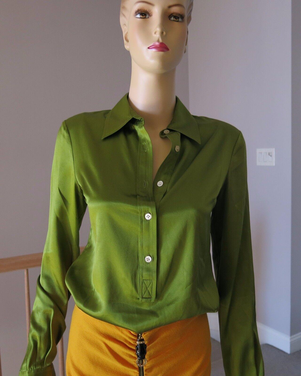 KUSLON Grün Tunic Größe S