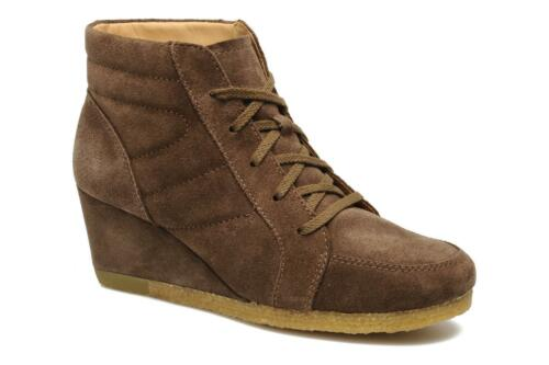 Originals Yarra New Clarks Womens Suede Uk Chic Desert 7 Walnut OqOdwHUx