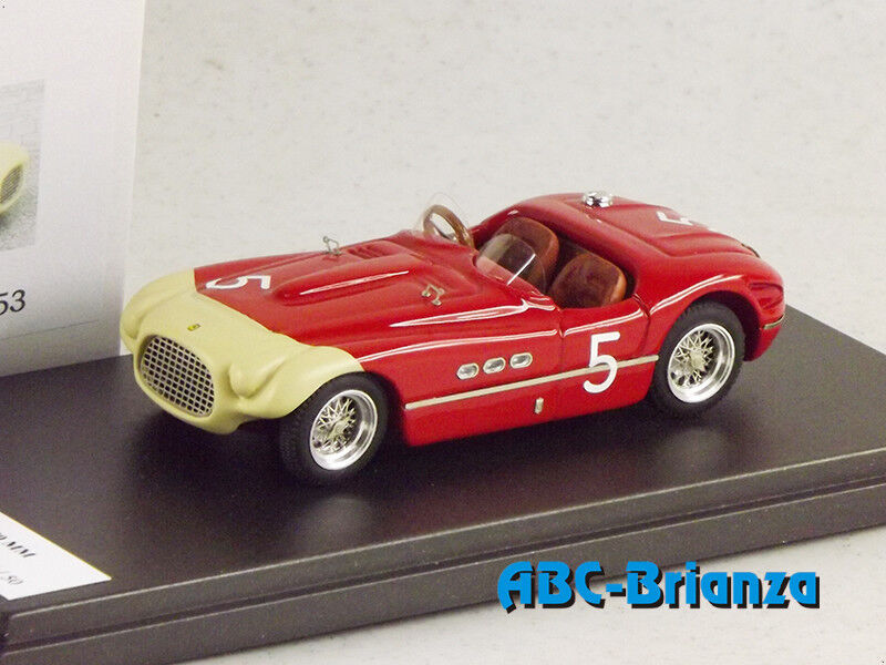 AM43F58 FERRARI 250 MM RENO ROAD SCA 1953  5