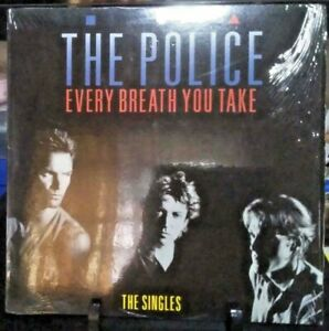 THE POLICE Every Breath You Take: The  Singles Album Released 1986  Vinyl Collec