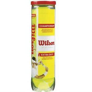 Wilson-Championship-Tennisbaelle-ein-Karton-a-72-Baelle