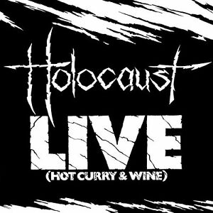 HOLOCAUST-Live-Hot-Curry-amp-Wine-2CD-2003-NWOBHM