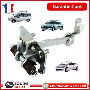 PEUGEOT-206-CHARNIERE-DE-PORTE-AVANT-GAUCHE-DROITE-TIRANT-LIMITEUR-9181C8