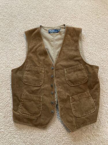vintage ralph lauren Vest