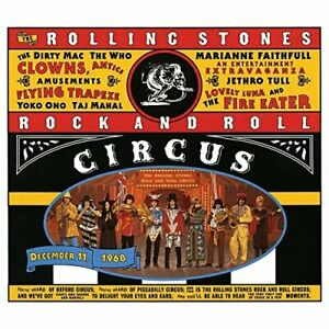 The-Rolling-Stones-Rock-039-N-039-Roll-Circus-NEW-CD