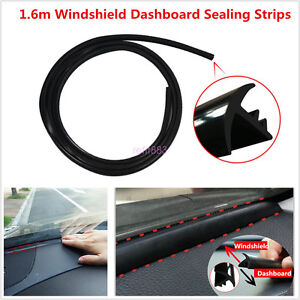Image Is Loading 1 6m Car Windshield Dashboard Sealing Strip Noise